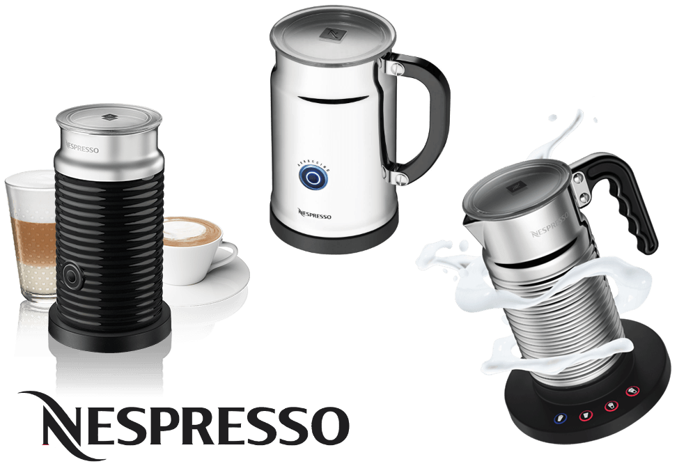 Nespresso milk frother review