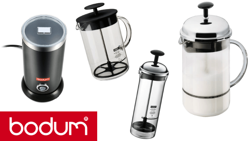 Bodum milk frother review