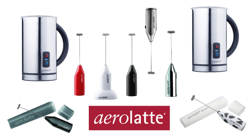 Aerolatte milk frother: product line review