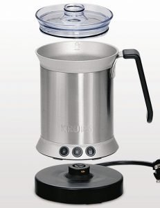 Design of KRUPS frother
