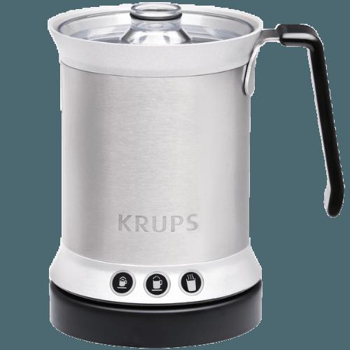 Krups Xl2000 Electric Milk Frother Сomplete Review Milkfrothertop