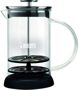 Manual Glass milk frother