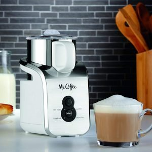 Mr Coffee Automatic Milk Frother