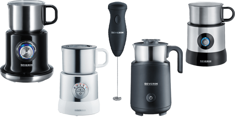 Severin milk frother review