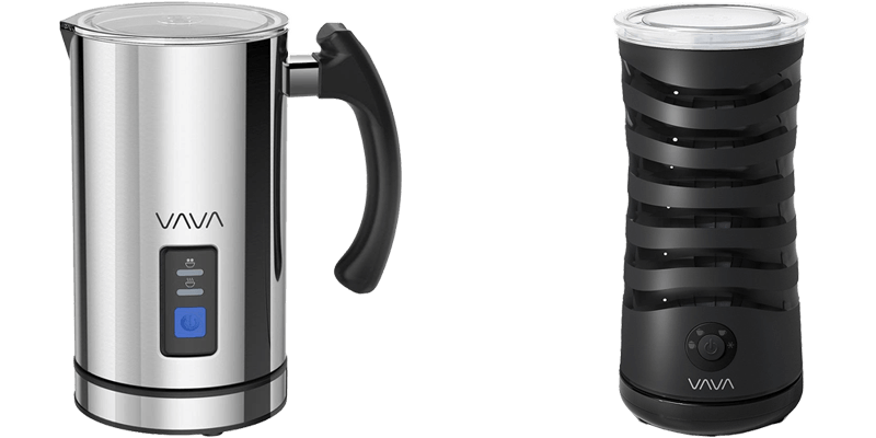 VAVA milk frother cool review of models