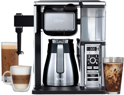 Ninja Coffee Bar CF097 review