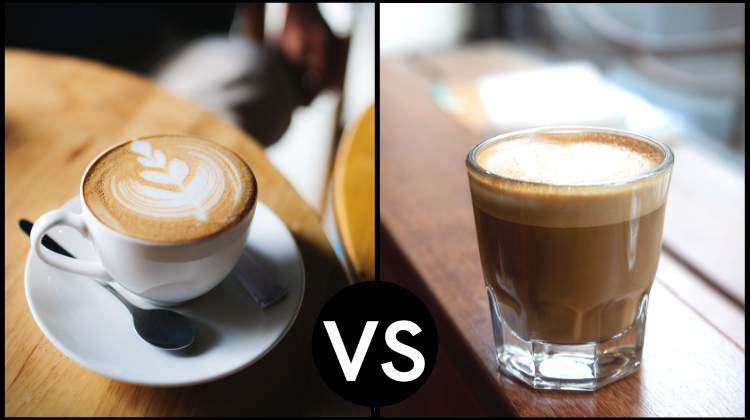 Difference Between Flat White and Latte Macchiato